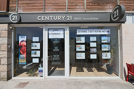 Agence immobilière CENTURY 21 MDG Immobilier, 44490 LE CROISIC